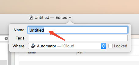 save and exported workflow with a new name.