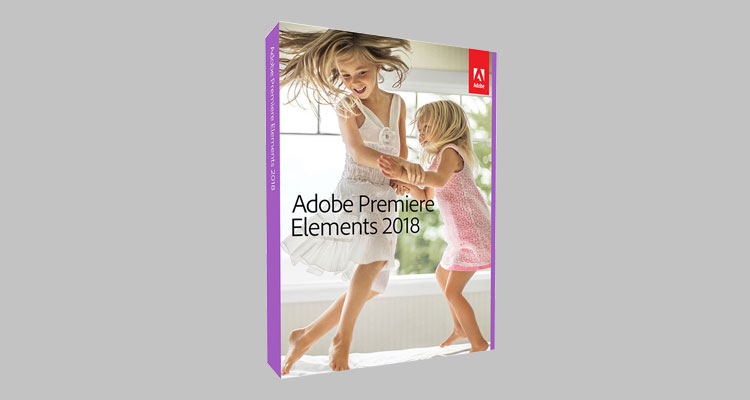 Download Adobe Premiere Elements 2018 for free