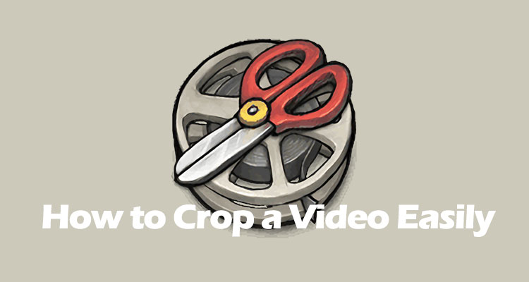 How to crop a video easily