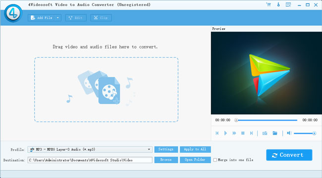 Rated video to audio converter 5