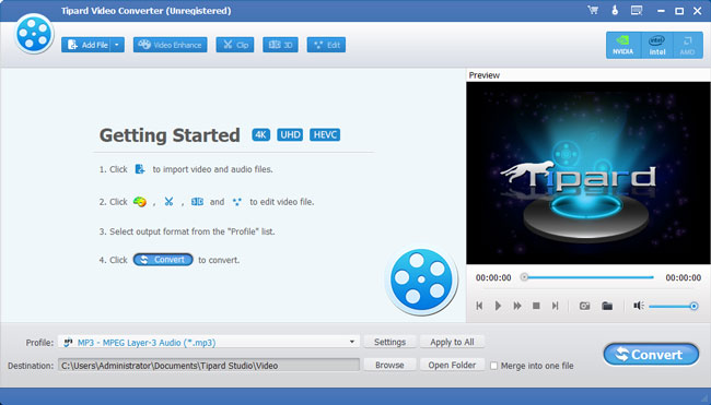 Rated video to audio converter 8