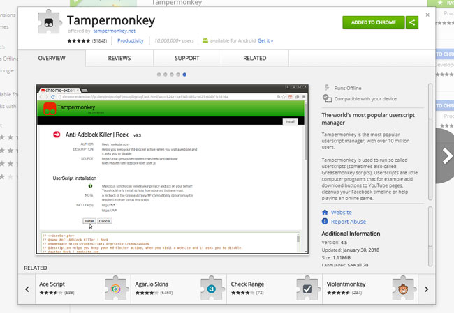 Tampermonkey Tutorial: Tricks and Best Scripts – Wonderfulshare