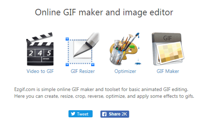 How to create and edit GIFs online for free – Wonderfulshare