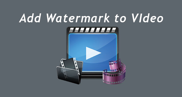 How to add watermark to the video