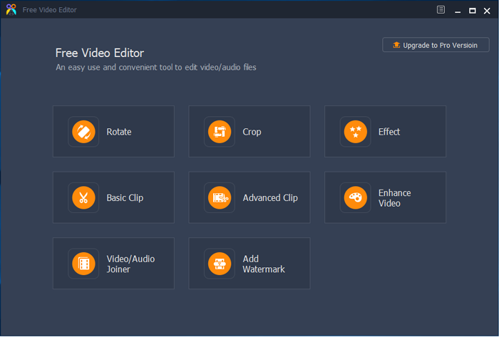 How to create a new video by joining video clips