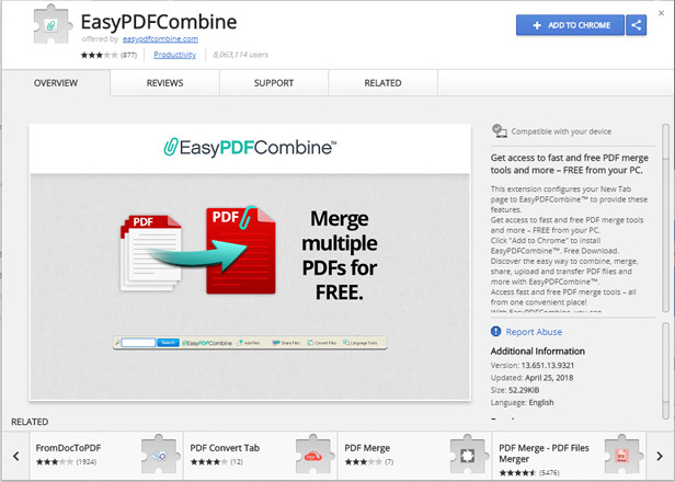 EasyPDFCombine Review – Not Just A PDF Combiner – Wonderfulshare